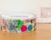 mt expo 2013 washi masking tape - exhibition favourites 2009-2013 -colourful mix