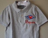 Boys Disney Cruise Polo Shirt
