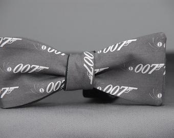 Bond 007  Bow tie