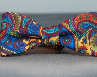 The Ultimate Paisley  Bow Tie
