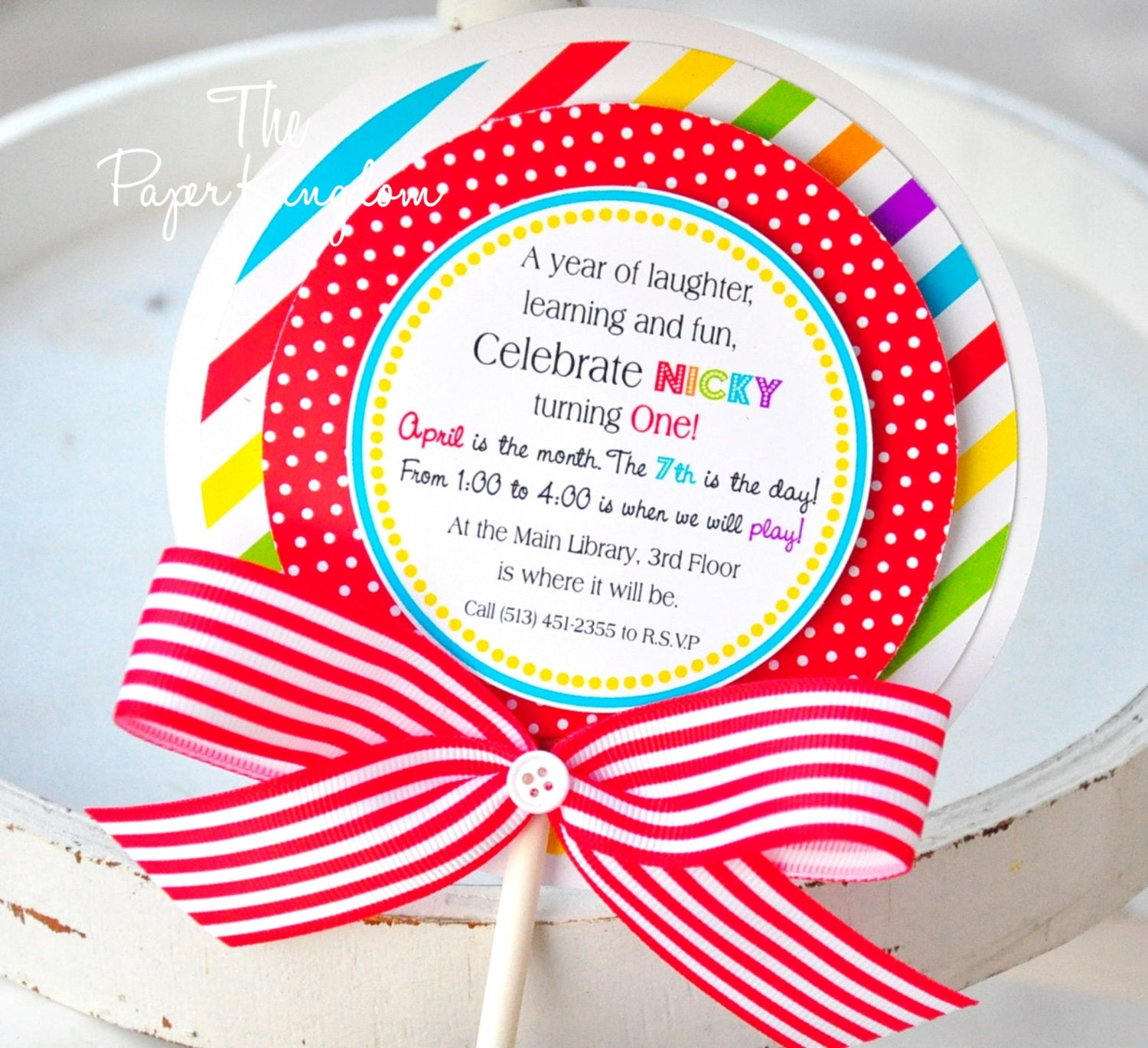 Candyland Party Invitations is luxury invitations layout