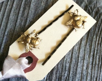 Will you bee hair clips