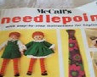 McCall's Needlepoint (Step-by-Step Instructions for Beginners)