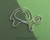 Turtle - wire bookmark