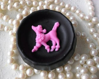 Handcrafted Soap Poodle Soap Lou Lou
