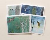 Take Flight - Greeting Cards - Set of 4