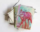 PRE-ORDER: Deck of 30 Animal Medicine/Totem Cards