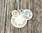 Child of God Necklace, I Am a Child of God, LDS Baptism Gift Idea, Baptism Necklace, LDS Gift