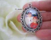Custom Photo Bouquet Charm