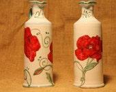 oil vinegar dispensers table poppy
