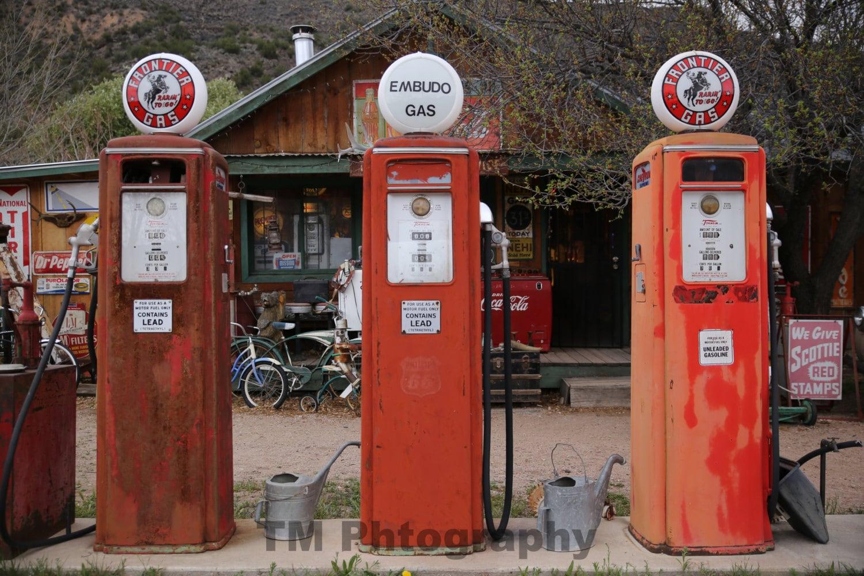 Antique Gas Pumps Automotive Art Old Gas Pumps