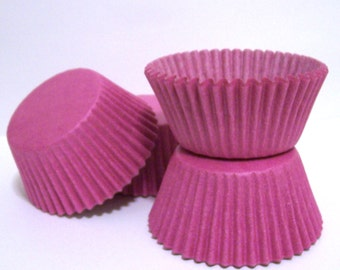 Orchid Cupcake Liners- Choose Set of 50 or 100