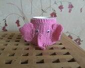 Elephant cup cosy