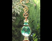 Sea Green Ornament Small Suncatcher Springtime Gift