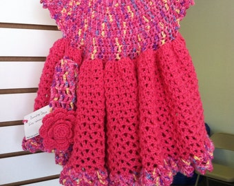 Girl's Gumdrop Dress size: 12 months.
