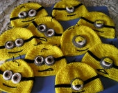 Minion Beanies for Khristan
