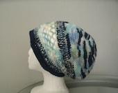 Spiral Mesh Spring Hat
