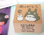 Totoro Arigato Stamp