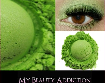 Green Mineral Eye Shadow 'Jealous'