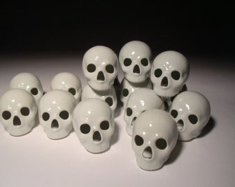 Discount Gloss White Skulls Buy Three Get One Free