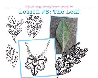Think & Design 08 The Leaf PDF tutorial