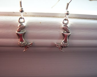 Mermaid Earrings - Free Gift With Purchase