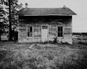 Alex Jowett Abandoned series Barn