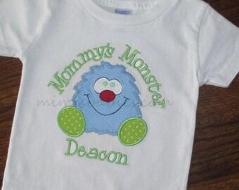 Monster Tshirt   Mommy's Monster