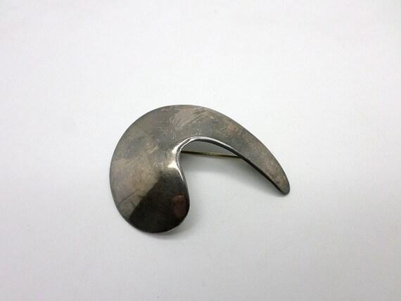 SALE Vintage Frydensberg Danish Denmark Modernist Modern Pin Brooch
