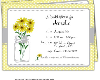 Bridal Shower Invitations/Wedding Shower Invitations/Bride to be Shower Invitations/Couples Shower Invitations/set of 10-5x7 invites