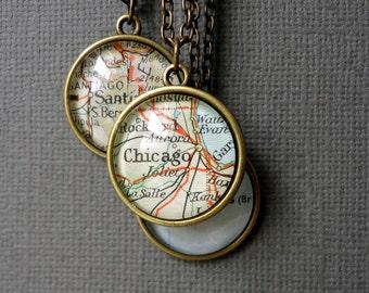 Custom Pendant, Personalised Jewellery, Bridesmaid Jewellery, Bridesmaid Gift Idea, Personalised Gift