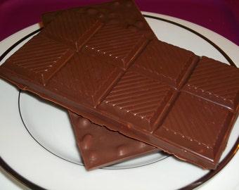 Milk Chocolate Peanut Bars