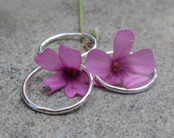 Set of 3 Sterling Silver Thin Knuckle Ring