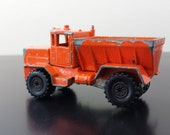Vintage Hot Wheels Osh Kosh Snow Plow Truck