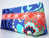 NEW - Personalized Cosmetic Makeup Bag - Paradise- Made to Order