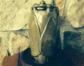 Bat Vase - Custom Design, This 'lil guy hangs upside down