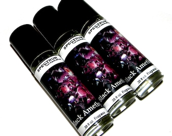 BLACK AMETHYST Perfume Fragrance