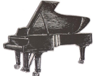 Piano Magnet