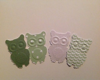 50  Paper Owls    Table Decorations      Bridal Shower    Baby Shower