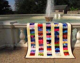 MADE TO ORDER Kaffe Fassett Collective Coin Quilt