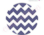 Chevron Circle Filled Embroidery Design - Large- Instant Email Delivery Download Machine embroidery design
