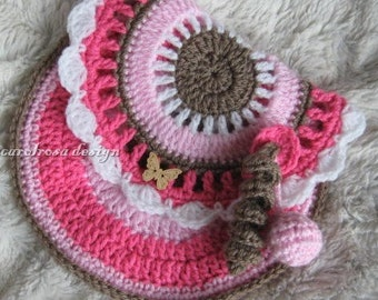 Crochet Pattern Purse - Neapolitan Purse -