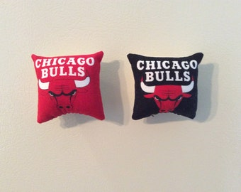 NBA Chicago Bulls Pillow Magnet