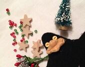 Santa Crow