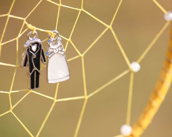 Bride and Groom Dream Catcher