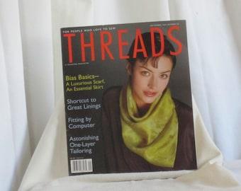 Threads Magazine #60 from September 1995