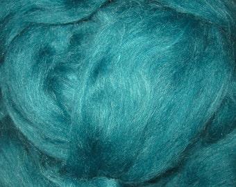 Mallard Merino Tussah Silk Blend Ashland Bay Lux Roving