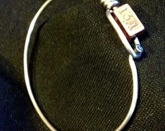 13.1 Half Marathon Handmade Bead Bicycle Spoke Bracelet