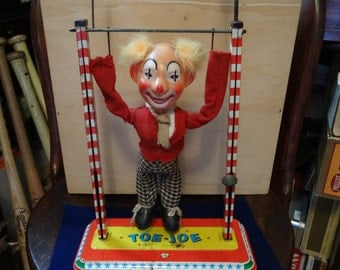 Toe Joe Toy By Ohio Art Works