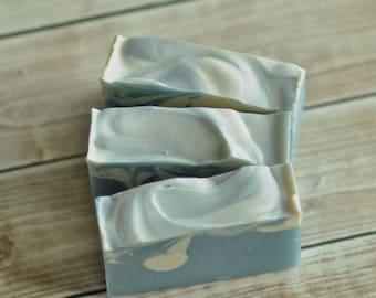 Lavender Patchouli Soap -  Simplicity - Essential Oil Soap - Organic Shea Butter Soap
